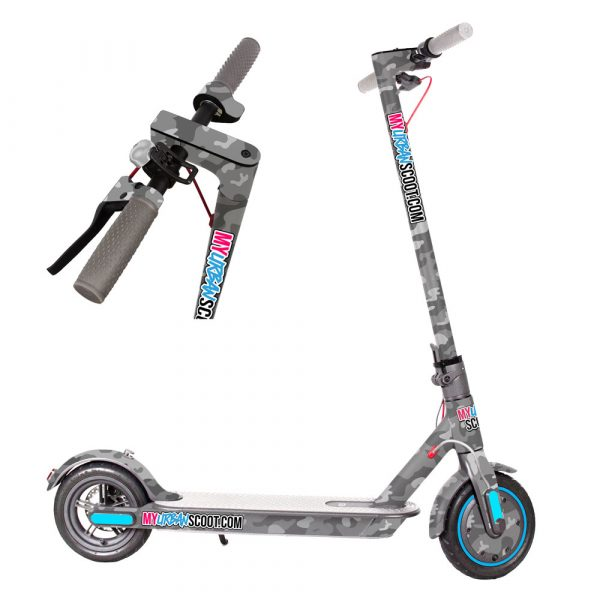 stickers electric scooter