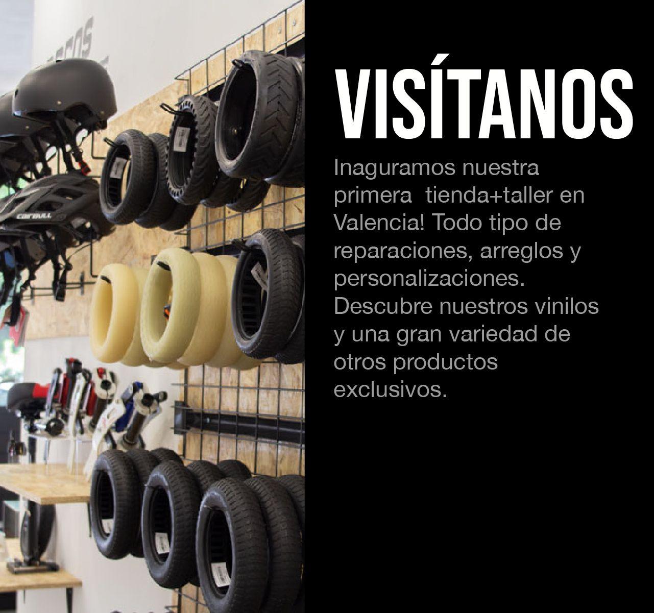 tienda patinete valencia