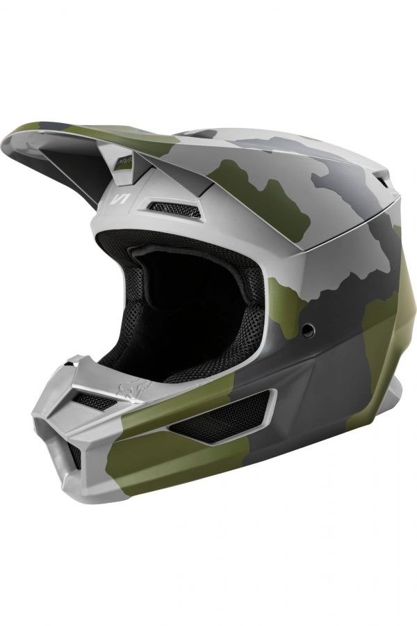 casco cross patinete eléctrico